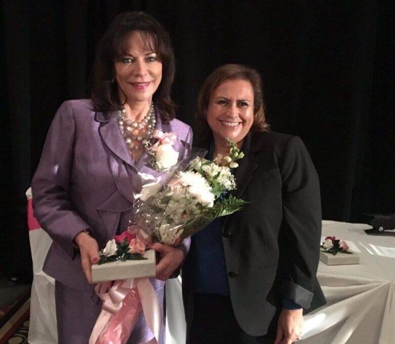 Photo: Katherine Fernandez Rundle Honors & Awards