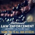 The State Attorney Recognizes National Law Enforcement Appreciation Day