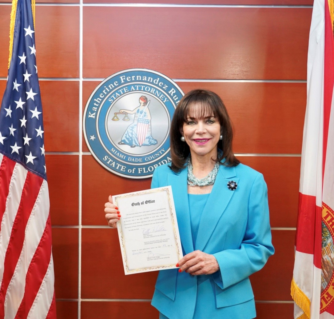 Photo: State Attorney's Investiture