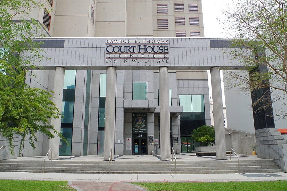 Photo: Lawson E. Thomas Courthouse