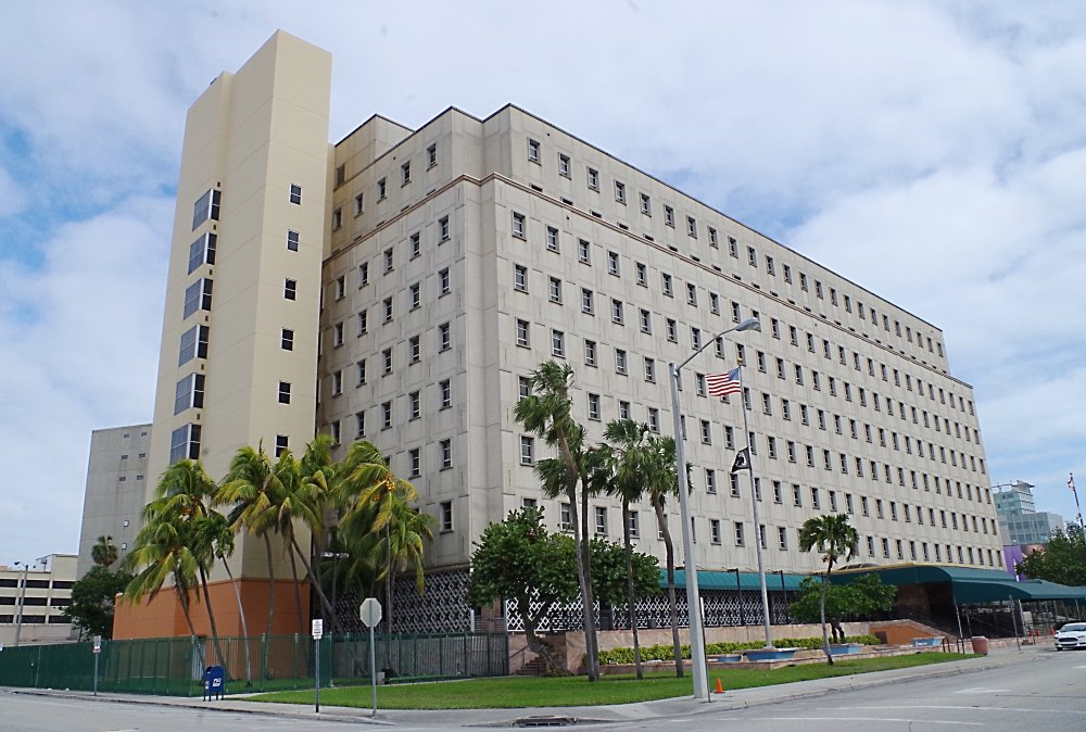 Photo: Richard E. Gerstein Building