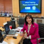 State Attorney Katherine Fernandez Rundle leads FPAA media workshop for current and new State Attorneys