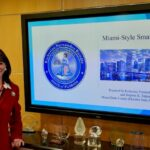 The State Attorney-Showcases Merits of Miami-Style Smart Justice at South Miami Kendall Bar Association Meeting