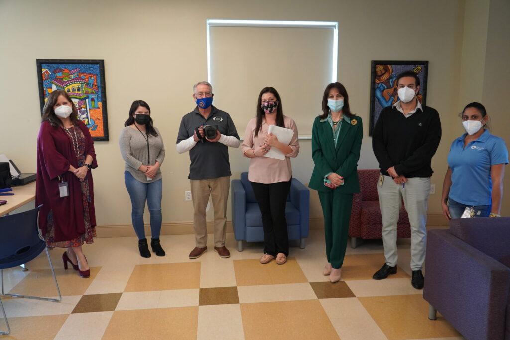 Photo: KFR Optical Screening Event