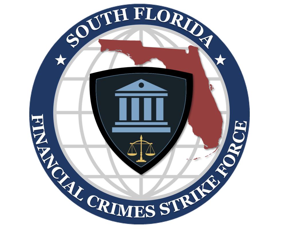 LOGO: South Florida Financial Crimes Strike Force