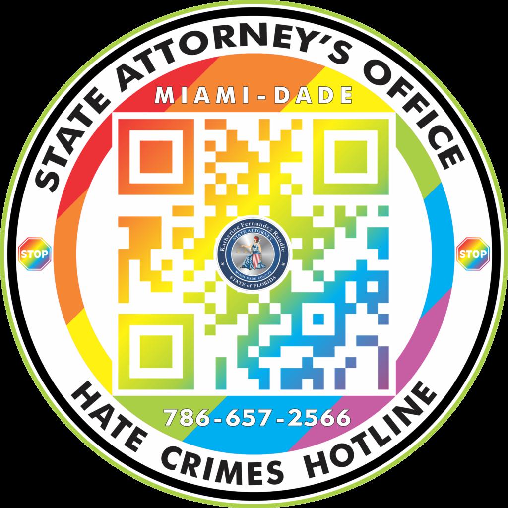 QR Code: Hate Crimes