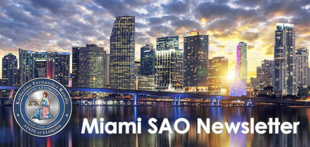 Photo: Miami SAO Newsletter