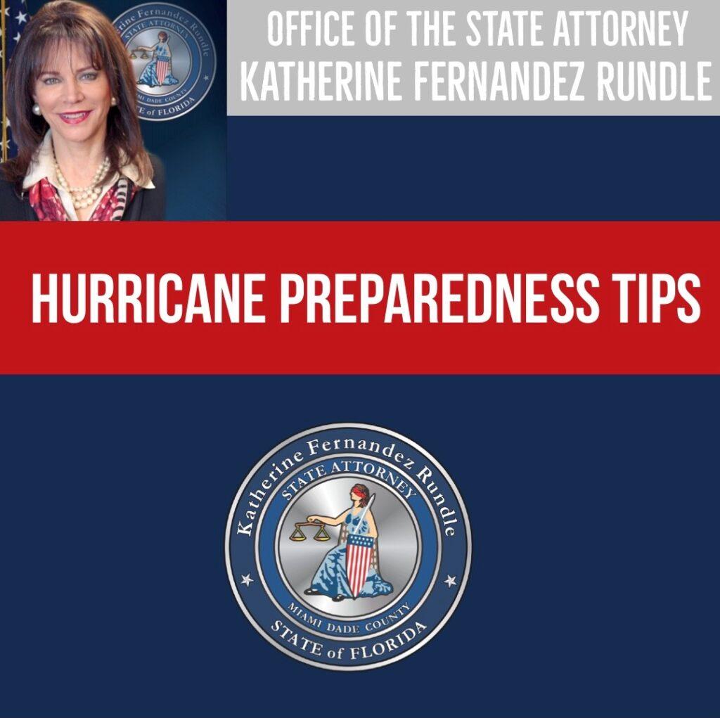 Photo: Click for Hurricane Preparedness Tips Brochure